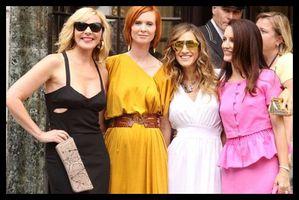 Samatha, Carrie, Miranda et ...