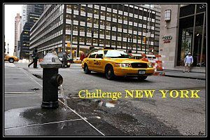 Challenge New-York en Litt&#xE9;rature