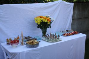 buffet garden party 2010 (2)