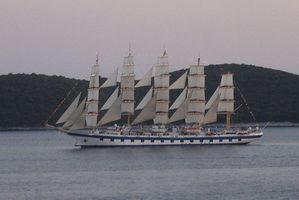 4 voiles carrée royal clipper wikimédia