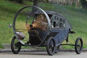 steampunk, helica, 1913 et 1926