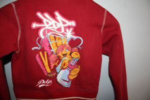 blouson sweat capuche ddp