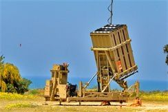 iron dome photo IDF