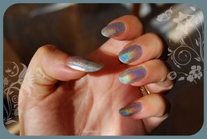 holo m cosmetic silver 009 bis