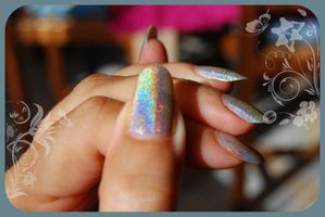 holo m cosmetic silver 016 bis