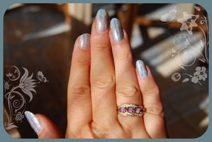 holo m cosmetic silver 018 bis