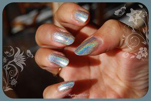 holo m cosmetic silver 024 bis