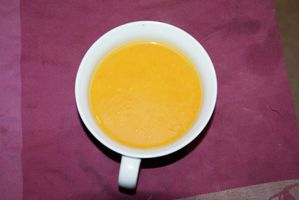 VELOUTE CAROTTE FENOUIL 001