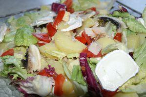 salade, gratin et brioche 001