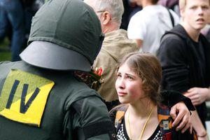 Das Mädchen und der Klonkrieger