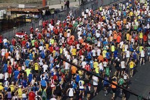 Maratona di Roma 2014 (20^ ed.). New Balance sarà il nuovo sponsor tecnico dell'evento