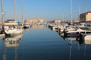 0203-Frontignan-le port de plaisance