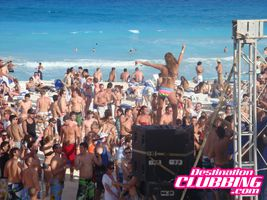 Programme Spring Break Cancun 2012 - Destination Clubbing 2