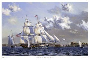1812-4-45-USS-Oneida-Off-Sackets-Harbor-Peter-Rindlisbacher