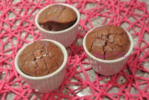 Fondant au chocolat et au Toblerone