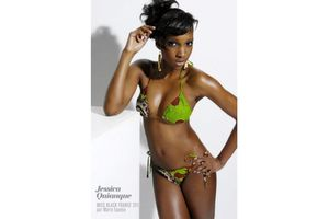 Miss black France WAX 7