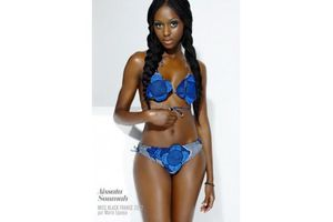 Miss black France WAX 8