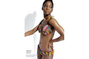 Miss black France WAX 9
