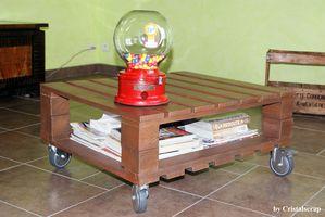 table basse salon le paradis de cristal. Black Bedroom Furniture Sets. Home Design Ideas