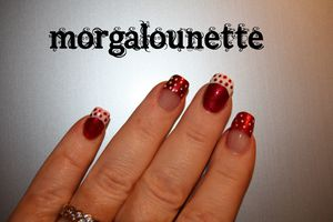 nail art morgalounette