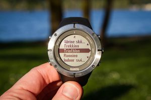 MODE TRIATHLON SUUNTO AMBIT 2
