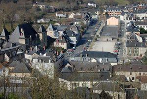 place-des-allées-Mauléon-Licharre