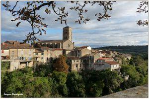 Montolieu Village du livre 1