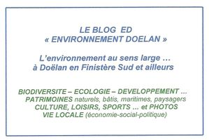 Blog ED Environnement Dolan
