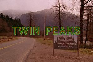 Twin Peaks, série de David Lynch (1990-1992)