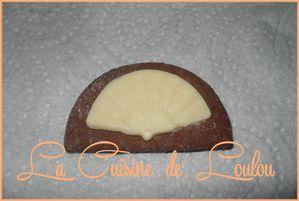 éventails aux chocolats démo