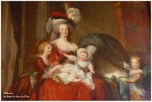 Versailles Marie Antoinette 1