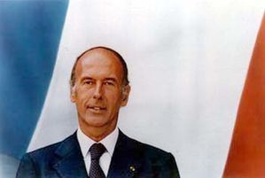 Valery Giscard d Estaing 1926