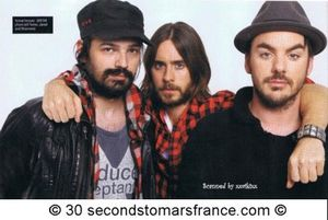 30 Seconds to mars 2009-01