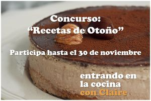 Concurso recetas otoo
