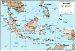 indonesie-relief