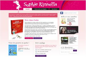 Sophie-kinsella. l'accro du shopping Book and buzz