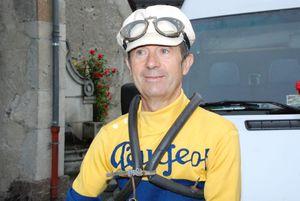 100 ans de Cyclisme au Tourmalet moi 1