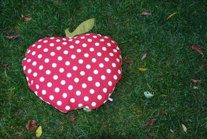 coussin-pomme