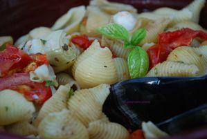 Salade aux saveurs d'Italie 3