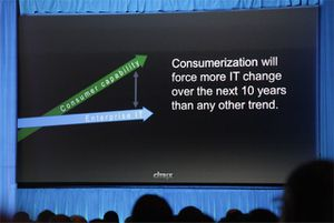 Cisco and the Consumerization of IT
