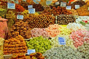 Photo-Istanbul-Art culinaire-Lukum