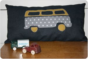 coussin car's