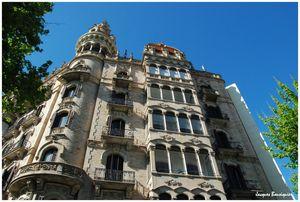 Barcelone facade