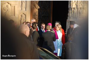 Medvedev a Notre-Dame 01