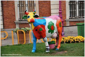 Vache boulonnaise 2