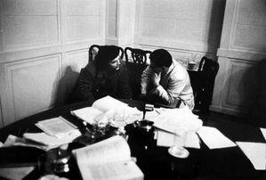 El Che y Neruda en 1959