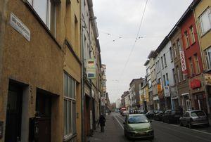 Van Kerckhovenstraat (foto Bert Bevers)