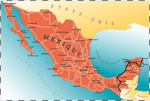 MAP Mexiqueb