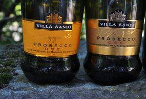 Prosecco Villa sandi