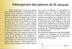 Corrèze article journal w